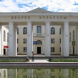 Дворцы и дома культуры Чебоксар
