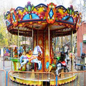 Парки культуры и отдыха Чебоксар