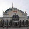 Железнодорожные вокзалы в Чебоксарах