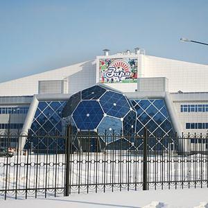Спортивные комплексы Чебоксар